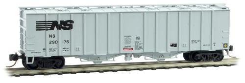 Micro Trains N 50' Airslide Hopper Car, NS #280176 - 09800022