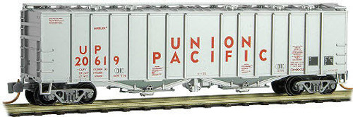 Micro Trains N 50' Airslide Hopper Car, UP #20627 - 09800052