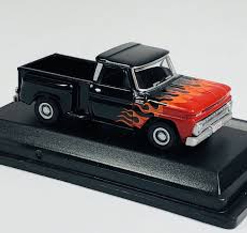 Oxford HO Scale 1965 Chevrolet C10 Stepside Pickup Hot Rod