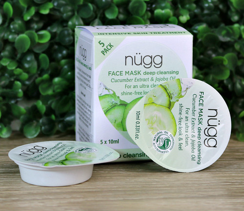 Nugg Beauty Deep Cleansing Face Mask