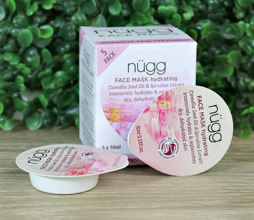 Nugg Beauty Hydrating Face Mask