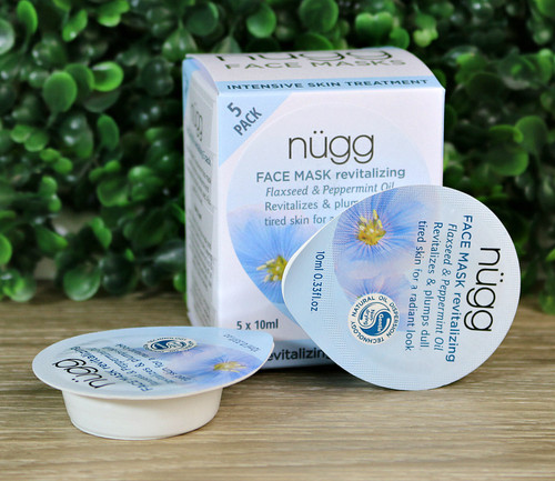 Nugg Beauty Revitalizing Face Mask