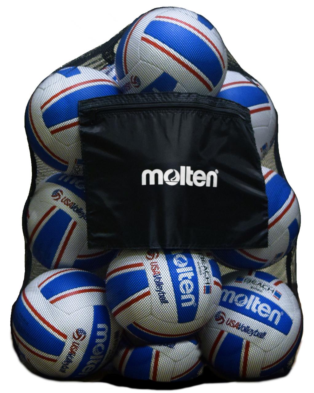 008c88f37 Mesh Ball Bag | Sports Equipment | Molten USA