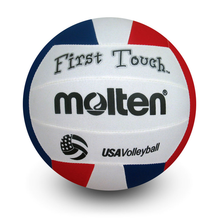 First Touch Usav Approved Volleyball Molten Usa