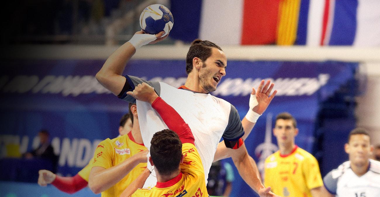 Official Handball of the International Handball Federation - Molten USA
