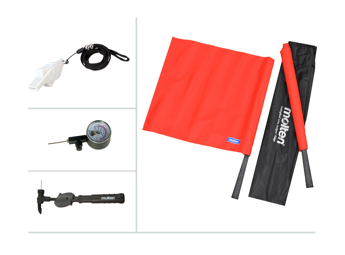 Competition Referee Package - Volleyball