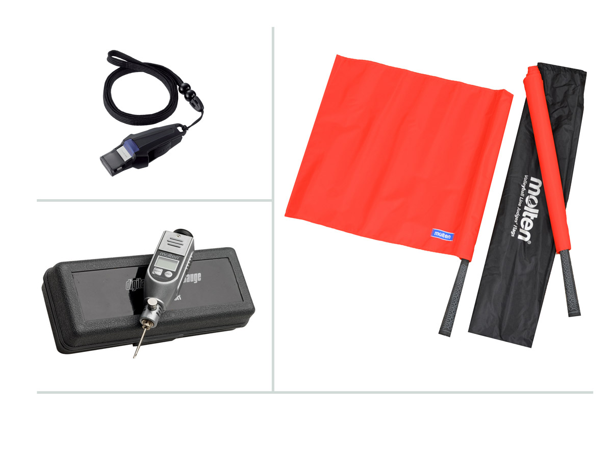 Elite Referee Package - Volleyball