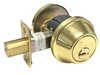 Mul-T-Lock 206SP-MD1-05 Cronus Deadbolt, US3 Finish, Single Cylinder, Keyed Different