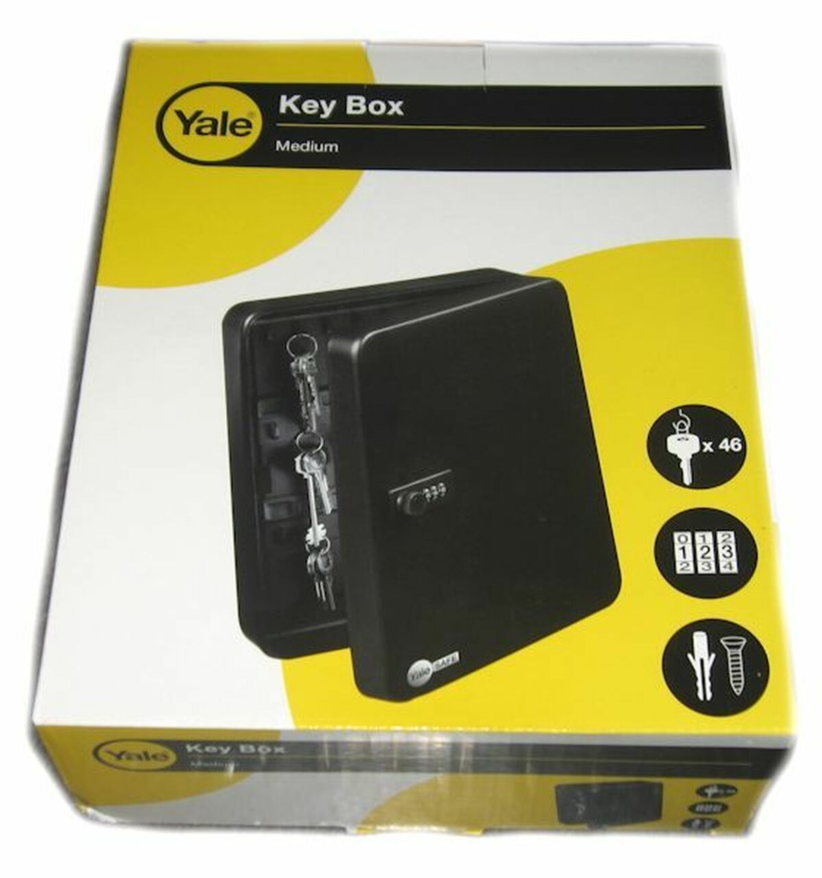 Key Cabinets by Yale