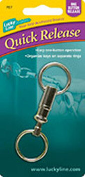 Key Ring, Pull-Apart 70701