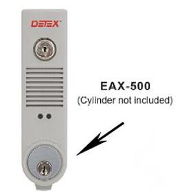 Alarm, Exit EAX-500 AL Less/Cyl