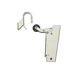 Door Check, #1600 White 50N (Standard Hook)