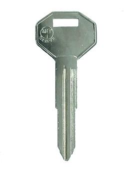 JMA MIT16E Key Blank for Mitsubishi MIT1/X176