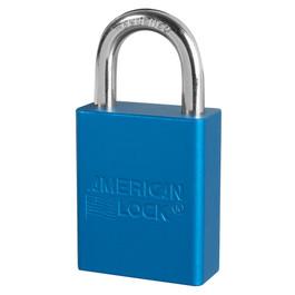 American Lock A1105 Blue Padlock, Keyed Alike 34737