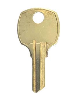 Key blank, JMA NTC10DE for National RO3/D8785