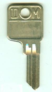 Key blank, DOM WM