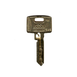 Cut Key, Assa Maximum+ 323330-545