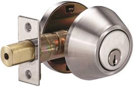 Deadbolt, US Lock US1650S32D, S/C KW1 32D