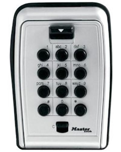 SafeSpace Wall Mount Push Button Lock Box 5423D