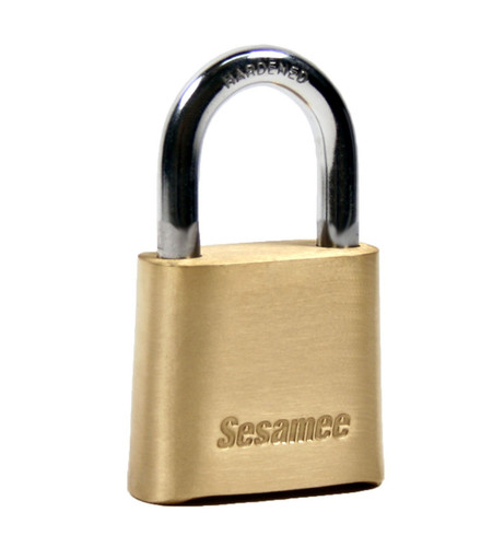 CCL Sesamee 436 Resettable Combination Padlock