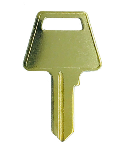 Key blank, JMA AME1E for American Padlock AME1E Mr Lock, Inc.