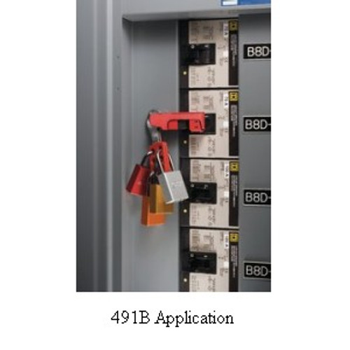 Circuit Breaker Lockout Kit 506