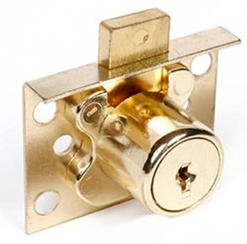"""CCL Drawer Lock, 02065 7/8"""" US4 KD (00152)"""