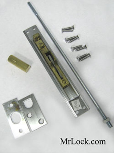 Flush Bolt, Mortise Cal-Royal MF6341 US26 (Sold Each)