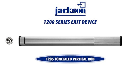 Exit Device, 1285 LHR 3/7 628, 31-1285-L-3-7-628
