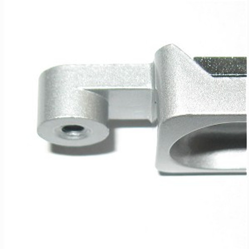 Flush Bolt, 1/8in Offset FB-1202 AL