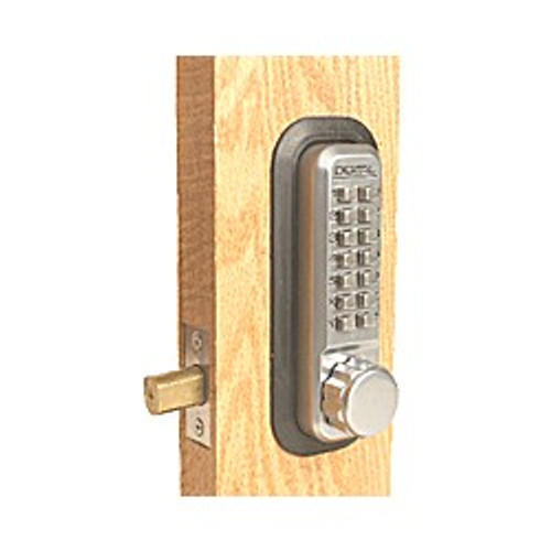 Combination Lock Deadbolt 2210 SC