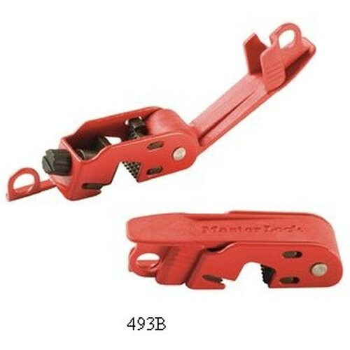 Grip Tight Circuit Breaker Lockout 493B
