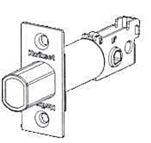 Kwikset  82728-3 2-3/8 Deadbolt, Bolt Only, fits 660 Series