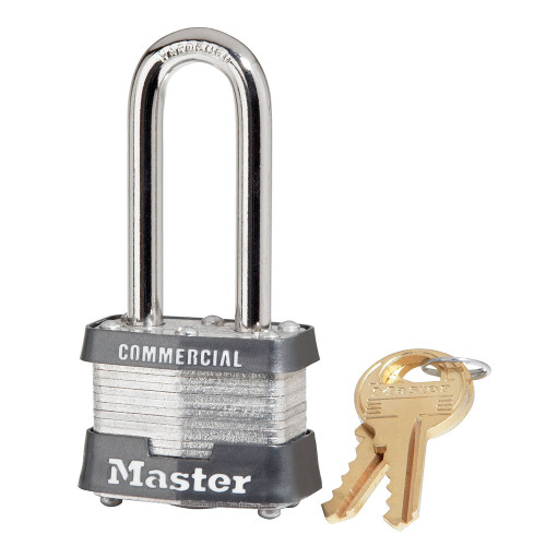 Master Lock 3LH Padlock, Keyed Different
