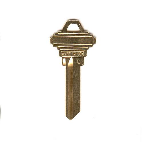 Key blank, ESP SC4, 6 PIN