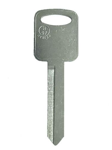 Key Blank, JMA FO8DE for Ford H67