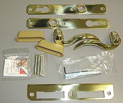 Trim Only, for Atrium Lock US3