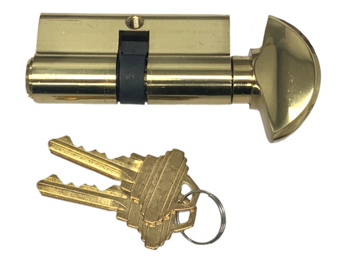Lock Cylinder Only, F/Atrium Lock US3, Keyed Different