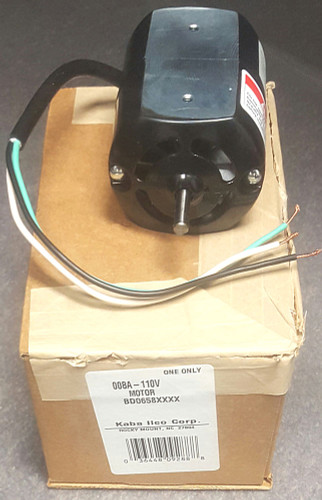 Kaba Ilco Key Machine Motor, For 008A/008B Mini-Mite