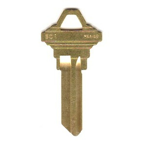 Key blank, JMA SLG3E, SC1