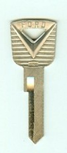 Key blank, for Ford