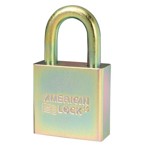American Lock A5200GLN Padlock, Keyed Different