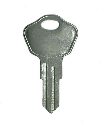 Key Blank, Fits Sentry Safes SS4