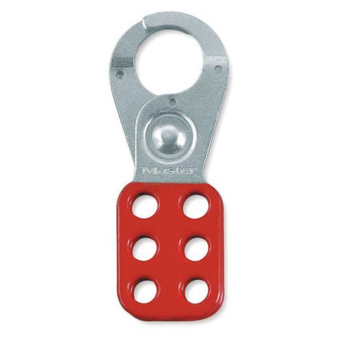 Master Lock 420 Lockout Hasp, Steel Safety