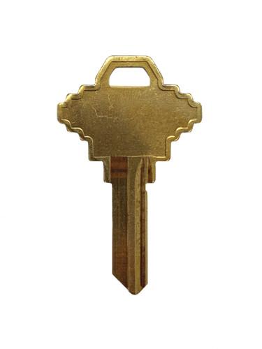 Key blank, SC1 BIG, Large Head Key