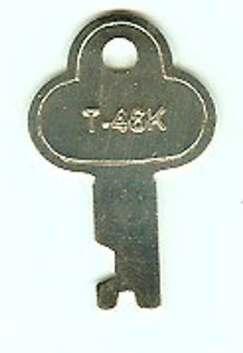 Key, Fits Long Lock