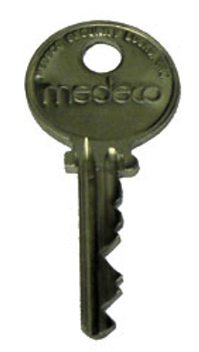 Cut Medeco Key, for Amsec K1 Sold Each