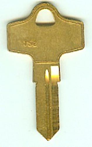 Key Blank, Fort 752