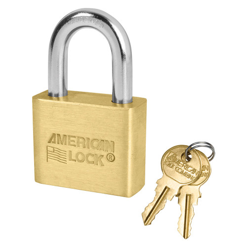 American Lock AL50 Padlock, Keyed Different