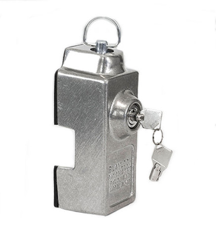 Cargo Trailer Door Lock, DL-80 Keyed Random